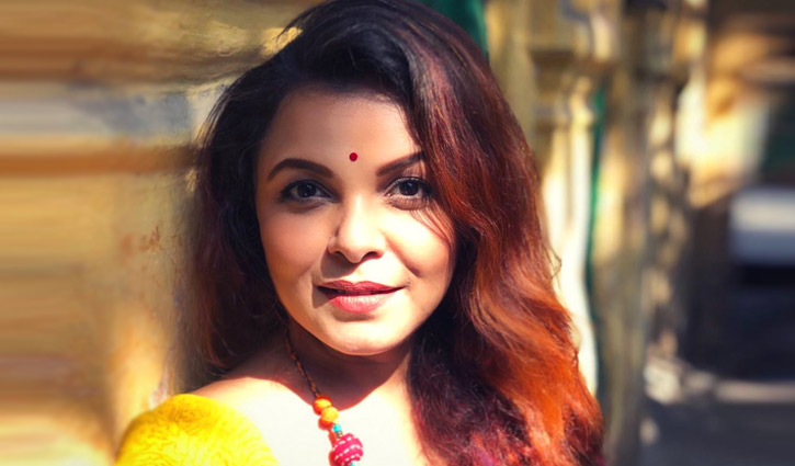 Meher Afroz Shaon tests Covid-19 positive