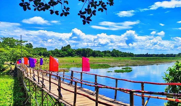 স্নিগ্ধ সবুজ গ্রাম শ্রীরামপুর