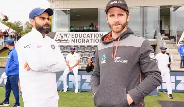 'টেস্ট বিশ্বকাপ ফাইনালের' মহারণে ভারত-নিউ জিল্যান্ড