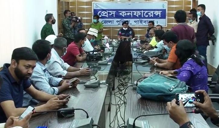 গোবিন্দগঞ্জে বিস্ফোরণ নাশকতা নয়: পুলিশ সুপার