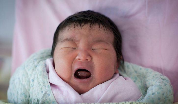 চীনে জন্ম হার কয়েক দশকের মধ্যে সবচেয়ে কম