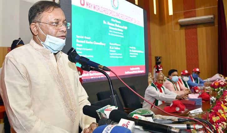 'খালেদা জিয়াকে বিদেশ নেওয়ার প্রয়োজন আছে কি না, সেটাই প্রশ্ন'