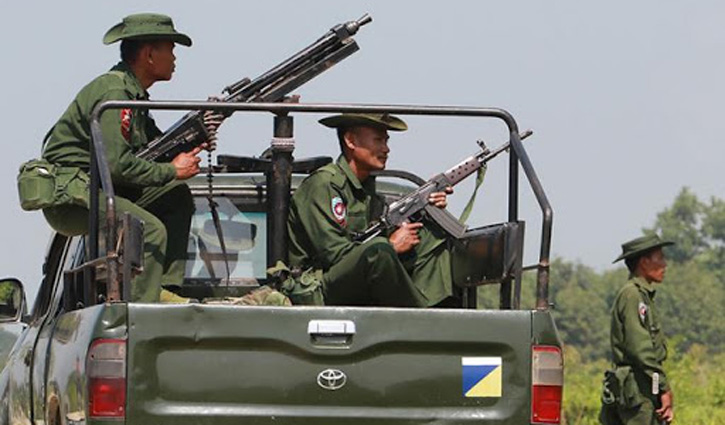 রোহিঙ্গা নির্যাতন: সেনাদের বিচার করবে ছায়া সরকার
