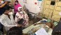 সংঘর্ষে আহত গার্মেন্টস শ্রমিককে হাসপাতালে দেখতে গেলেন শ্রম প্রতিমন্ত্রী