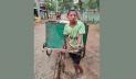 শিশু শাহাবুদ্দীনের স্বপ্ন একটি ব্যাটারিচালিত অটো রিকশার