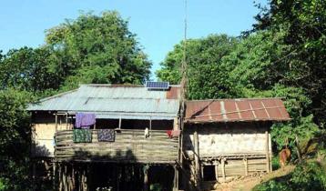 মিয়ানমার সীমান্তের দুর্গম ম্রো পাড়ায় ডায়রিয়ার প্রকোপ