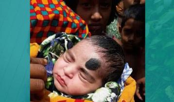 লালমনিরহাটে ভুট্টাক্ষেতে মিললো চাঁদমুখো এক নবজাতক