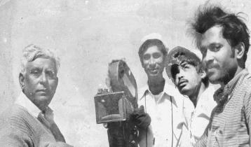 সাধন রায়কে নিয়ে দুর্লভ স্বল্পদৈর্ঘ্যের চলচ্চিত্র 'গোধূলি' ফিল্ম আর্কাইভে সংগ্রহ