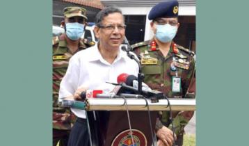 কেউ জানমালের ক্ষতির চেষ্টা করলে কঠোর ব্যবস্থা: আইনমন্ত্রী