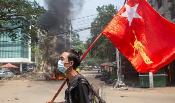 মিয়ানমারে সেনাবাহিনী 'সন্ত্রাসের রাজত্ব' চালাচ্ছে