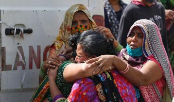ভারতে ১ দিনে করোনায় ৪০৭৭ জনের মৃত্যু