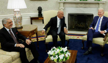'আফগানিস্তানের ভাগ্য আফগানদেরই গড়তে হবে'