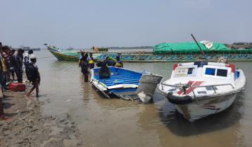 পদ্মায় নৌ দুর্ঘটনা: স্পিডবোটের মালিকসহ ৪ জনের বিরুদ্ধে মামলা
