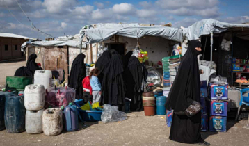বিয়ে করে পালাচ্ছেন আইএসের বন্দি নারীরা