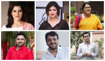 পশ্চিমবঙ্গে নির্বাচন: তারকা প্রার্থীদের সর্বশেষ অবস্থা