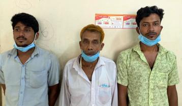 চট্টগ্রামে গাড়িচাপায় এএসআই হত্যা: চালকসহ গ্রেপ্তার ৩