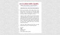 রোজিনা কারাগারে: সাব-এডিটরস কাউন্সিলের প্রতিবাদ