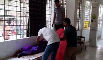 গোবিন্দগঞ্জে বাড়িতে বিস্ফোরণ: বোম ডিস্পোজাল টিম ঘটনাস্থলে