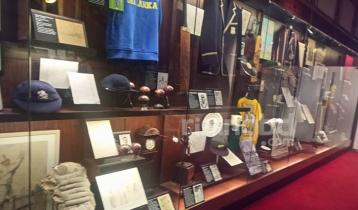 এমসিসি জাদুঘর: ক্রিকেটের পুরনো ও অমূল্য ভান্ডার