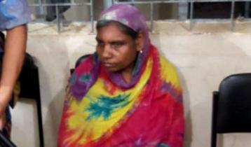 ক্যাম্পের পাশের বাড়িতে আগুন দেওয়ার চেষ্টা: রোহিঙ্গা নারী আটক