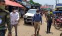 তাহিরপুরে স্বাস্থ্যবিধি না মানায় ভ্রাম্যমাণ আদালতের জরিমানা
