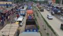 ঢাকা-বঙ্গবন্ধু সেতু মহাসড়কে ২০ কিমি যানজট