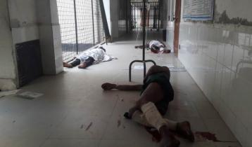 গরু চোরকে গণধোলাই: আহত ৫ জনকে গাজীপুর হাসপাতালে স্থানান্তর
