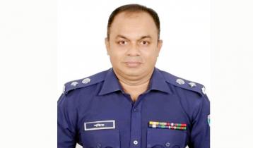গাজীপুরের নতুন এসপি এস এম শফিউল্লাহ