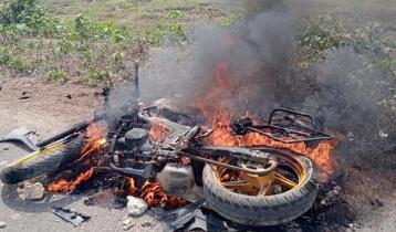 আজমিরীগঞ্জে পুলিশের ওপর হামলা: আসামি ৫ শতাধিক