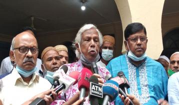 'মানবিক কারণে খালেদাকে বিদেশে চিকিৎসার অনুমতি দেওয়া উচিত'