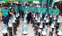 রাজশাহীতে করোনা রোগীর বিনামূল্যে অক্সিজেন দেবে পুলিশ