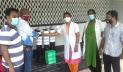 চাঁপাইনবাবগঞ্জের ২ হাসপাতালে অক্সিজেন সিলিন্ডার প্রদান