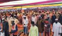 ভাসানচরে রোহিঙ্গাদের উৎসব মুখর পরিবেশে ঈদ উদযাপন
