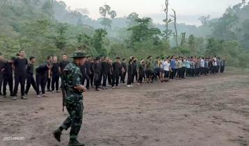 প্রতিরক্ষা বাহিনী গঠন করেছে মিয়ানমারের ছায়া সরকার