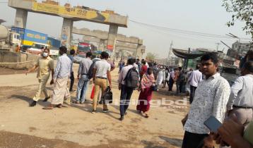লকডাউনের প্রথমদিন: আব্দুল্লাহপুর টু মিরপুর