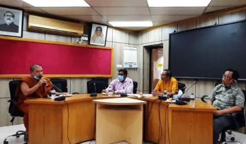 বান্দরবানে সাংগ্রাইসহ নববর্ষের সব অনুষ্ঠান স্থগিত