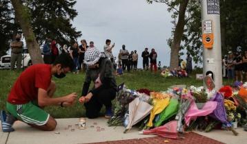 কানাডায় ট্রাক উঠিয়ে দিয়ে মুসলিম পরিবারের ৪ জনকে হত্যা