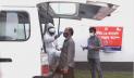 চাঁপাইনবাবগঞ্জে অ্যান্টিজেন টেস্টে মানুষের আগ্রহ বেড়েছে