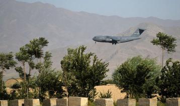 আফগানিস্তানে নিজেদের প্রধান ঘাঁটি ছাড়লো মার্কিন সেনারা