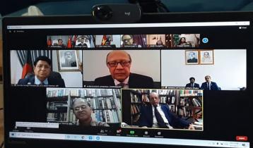 করোনা মোকাবিলায় সব দেশকে একযোগে কাজ করতে হবে: পররাষ্ট্রমন্ত্রী
