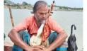 ভালো নেই সুনামগঞ্জের অন্ধ শিল্পী গোলাপ মিয়া