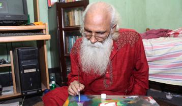 কবি নির্মলেন্দু গুণের ৭৭তম জন্মদিন