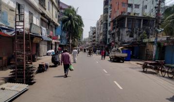 লকডাউন মেনে চলছেন শ্যামলী-কল্যাণপুর-মিরপুরবাসী