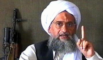 আল-কায়েদা প্রধান জাওয়াহিরি বেঁচে আছেন: জাতিসংঘ