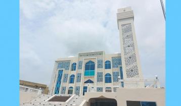খুলনার দৃষ্টিনন্দন 'মডেল মসজিদ' উদ্বোধন আজ