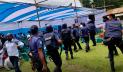 ময়মনসিংহে পুলিশ-বিএনপি সংঘর্ষে আহত ৩৫