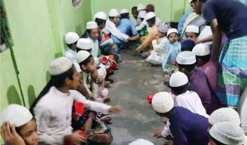 রমজানে সুবিধাবঞ্চিত ও এতিম শিশুদের পাশে 'দারিদ্র্যের হোটেল'