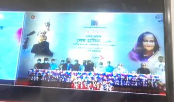 বাংলা একাডেমি পুরস্কার পেলেন ১০ সাহিত্যিক