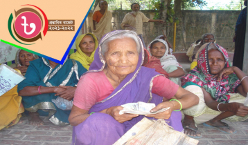সরকারি ভাতা পাবেন ১ কোটির বেশি দরিদ্র মানুষ