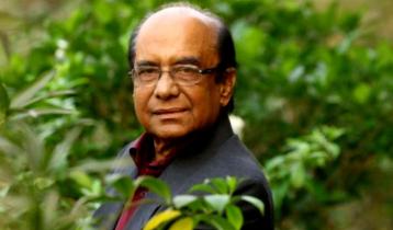 লাইফ সাপোর্টে বাংলা একাডেমির সভাপতি শামসুজ্জামান খান